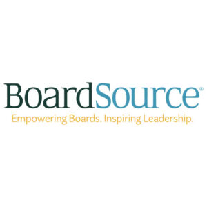 Boardsource, a resource recommended by Xanthus Consulting